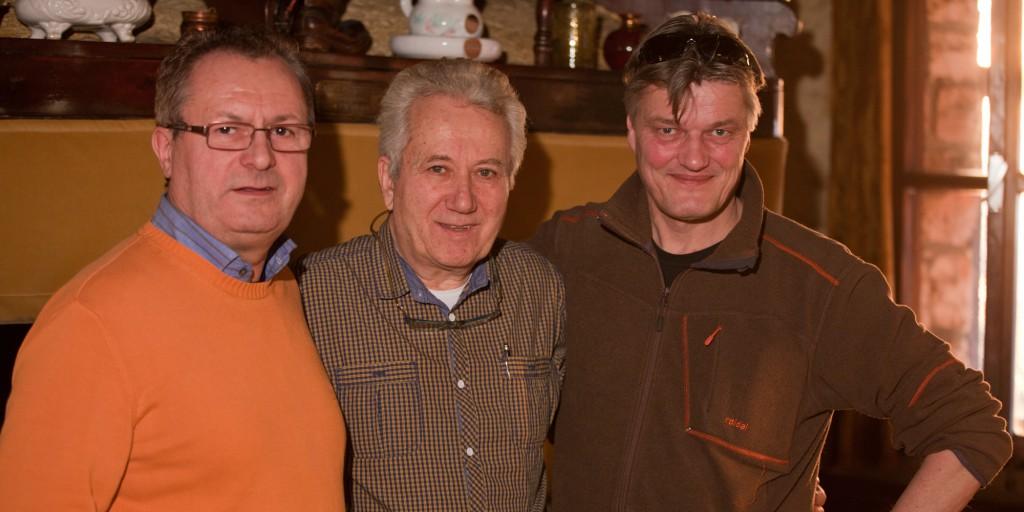 Pino, Nino Kernius, Lars