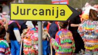 Karnevalsumzug in Jurcanija