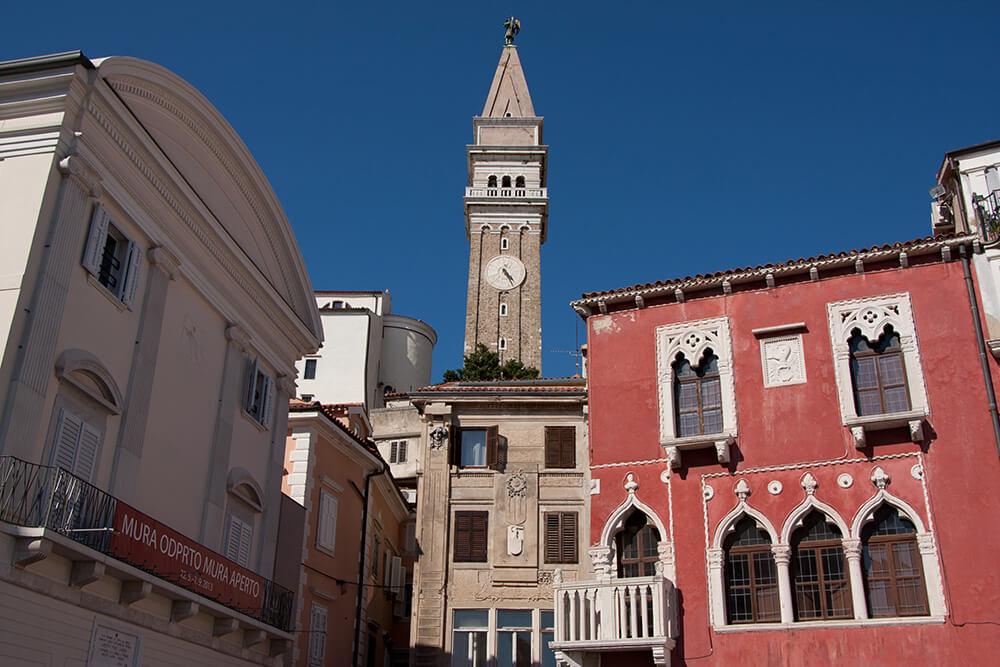 Kirche in Piran