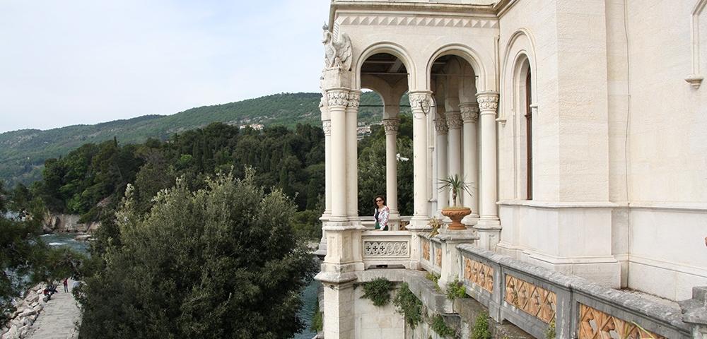 Schloss Miramare
