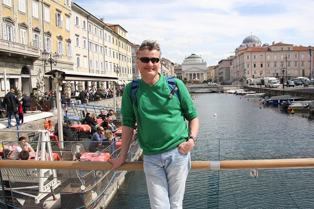 Lars in Trieste