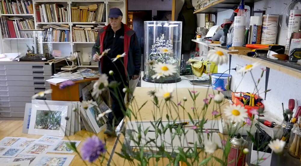Zdenko Velcic - Atelier und Naturkunstmuseum