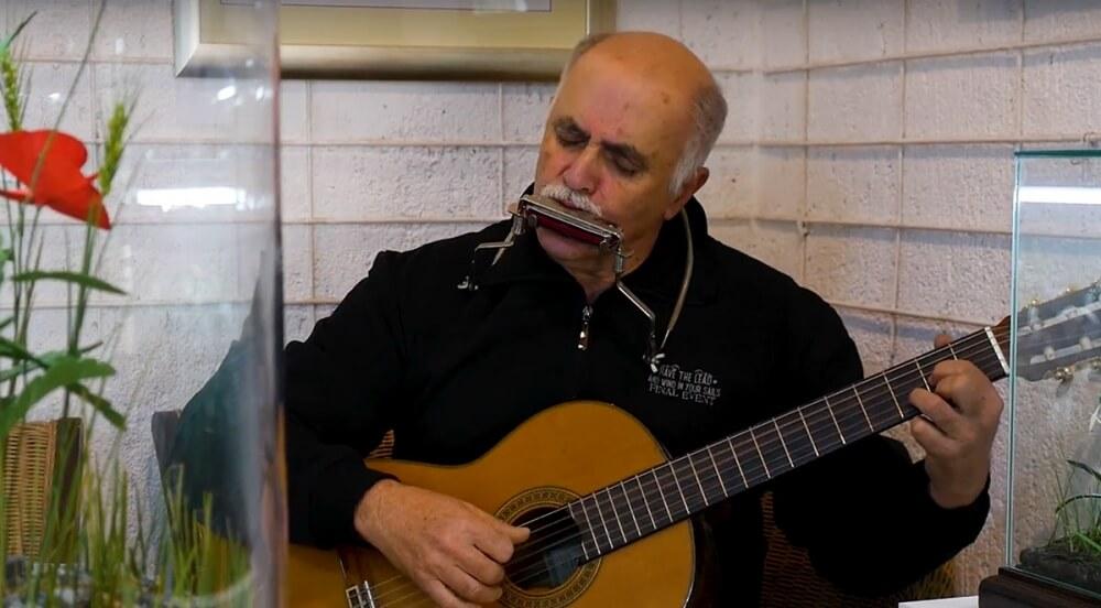 Zdenko Velcic - Künstler und Musiker aus Kroatien